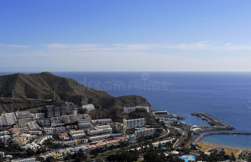 Gran Canaria, Puerto Rico fotografía de archivo