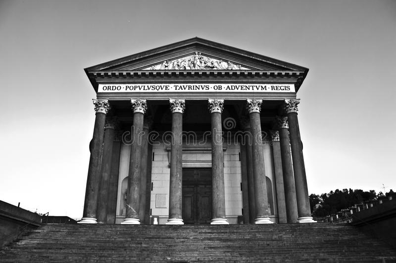 Download Gran Madre Church, Turin, Italy Stock Photo - Image: 16878230