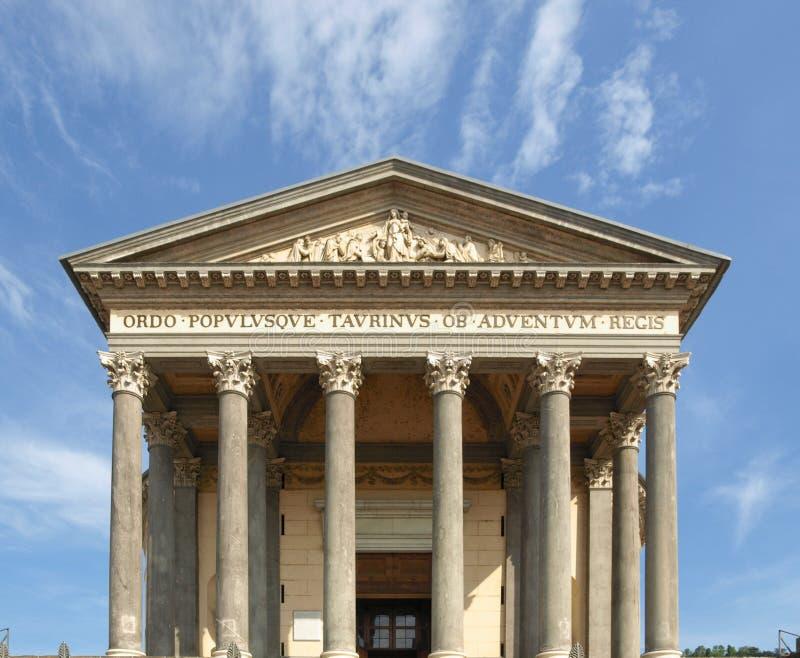 Gran Madre, Turin fotografia de stock royalty free