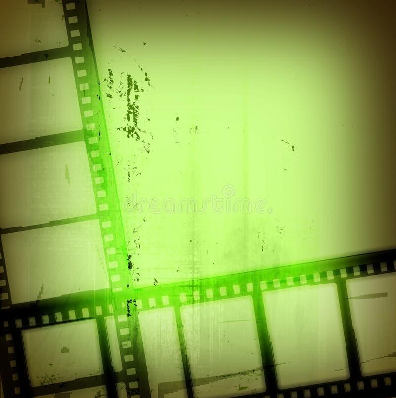 Gran marco de película libre illustration