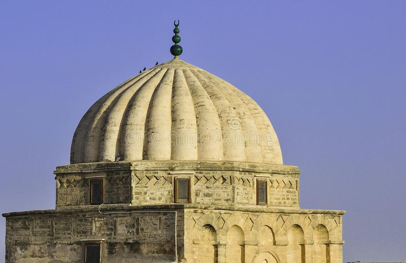 Gran mezquita de Kairouan, Túnez fotos de archivo libres de regalías