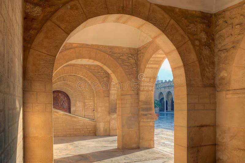 Gran mezquita en Sousse, Túnez fotos de archivo libres de regalías
