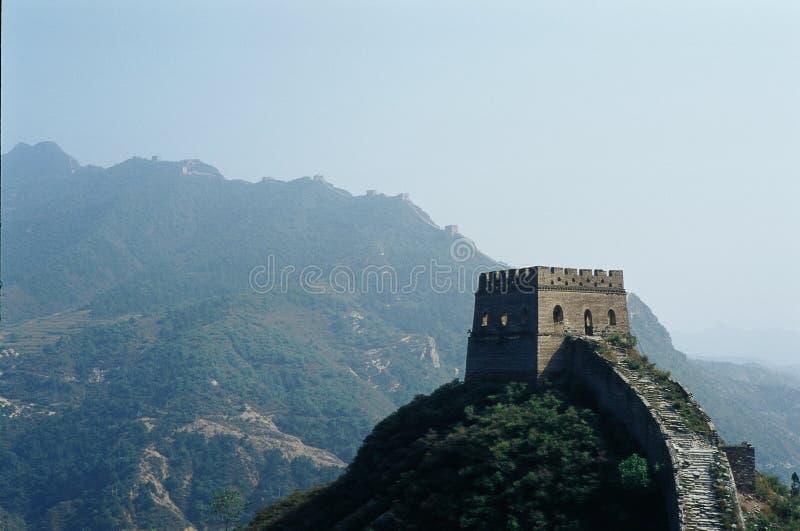 Gran Muralla 4 imagen de archivo