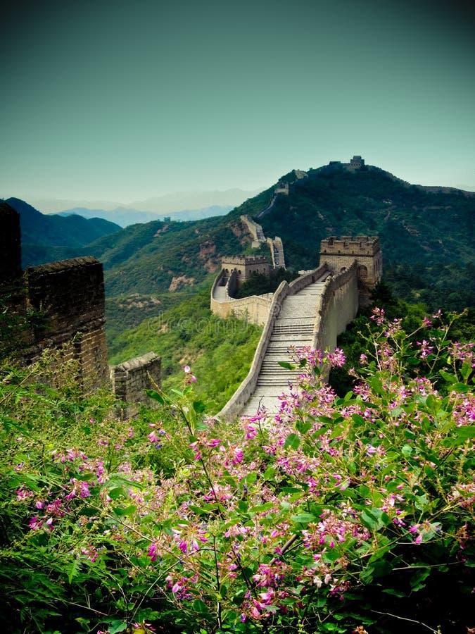 Gran Muralla China fotos de archivo libres de regalías