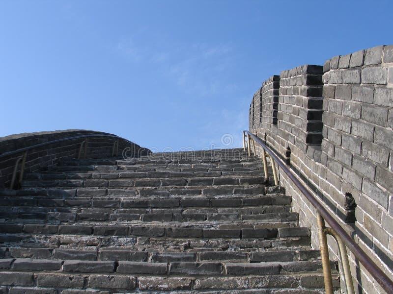 Gran Muralla de China-6279 fotos de archivo