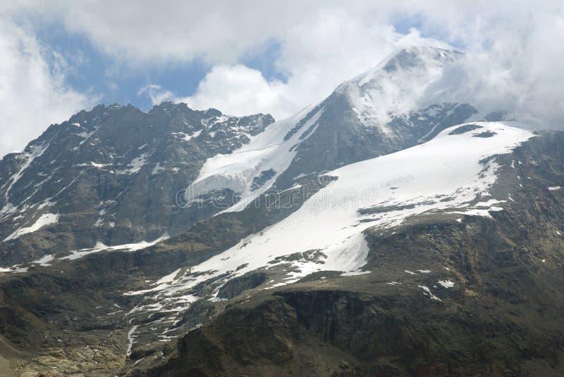 Gran Paradiso (4061m), Italy. Gran Paradiso (4061m), Italian Alps, Italy royalty free stock images