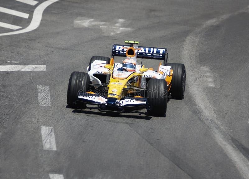 Gran Premio di formula 1 del Monaco fotografia stock