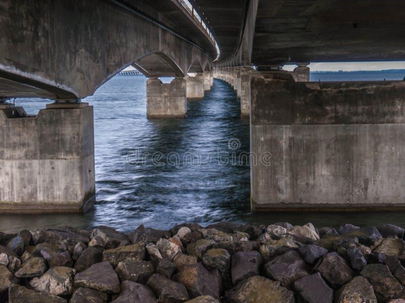 Gran puente de la correa jpg imágenes de archivo libres de regalías