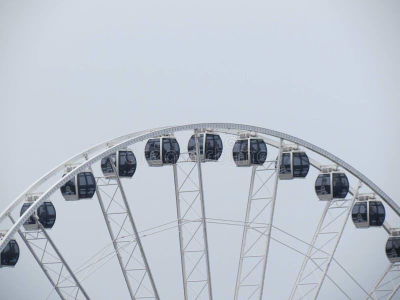 Download Gran rueda de Seattle imagen de archivo. Imagen de incluido - 44854365