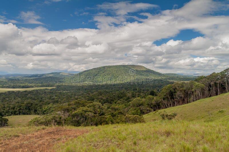 Gran Sabana lizenzfreies stockbild