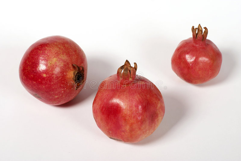 Granaatappel royalty-vrije stock foto