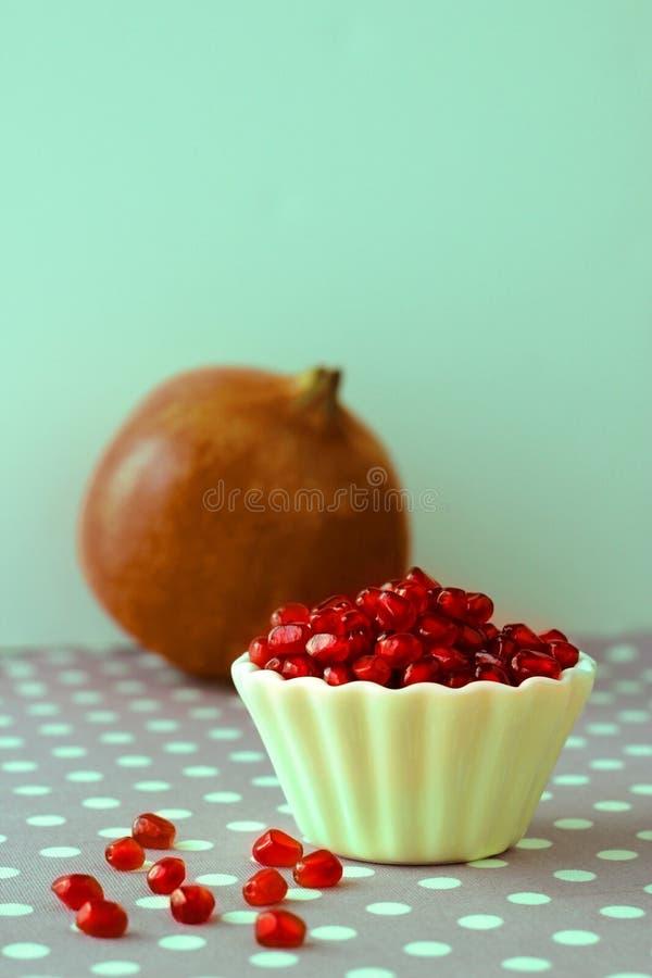 Granaatappel stock foto