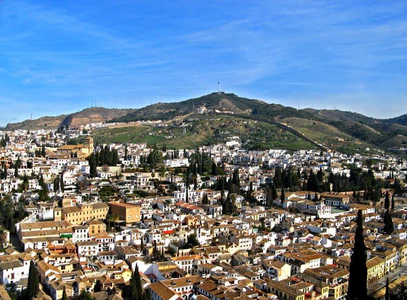 Granada 05 stock afbeeldingen