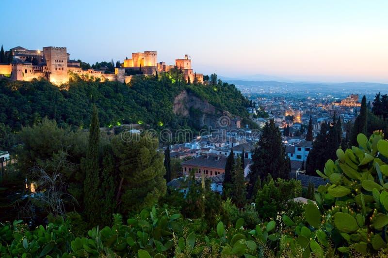 Granada stockbilder