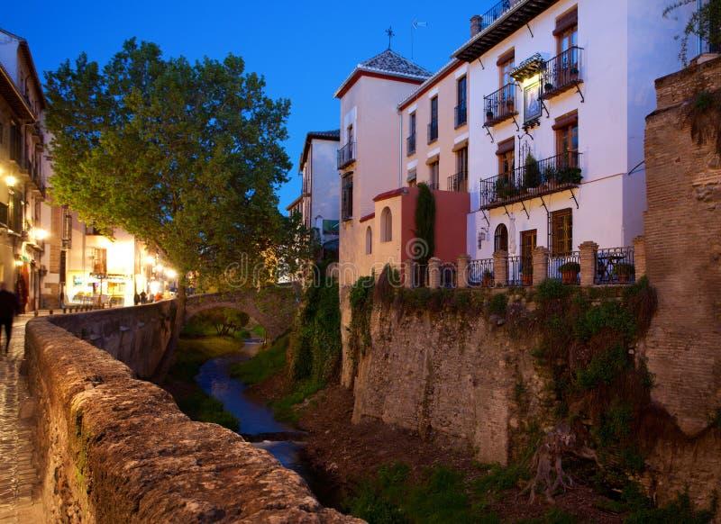 Download Granada stock photo. Image of blue, carrera, province - 27289510