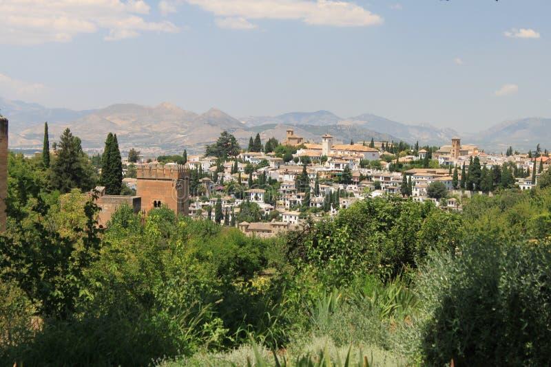 Granada zdjęcia stock