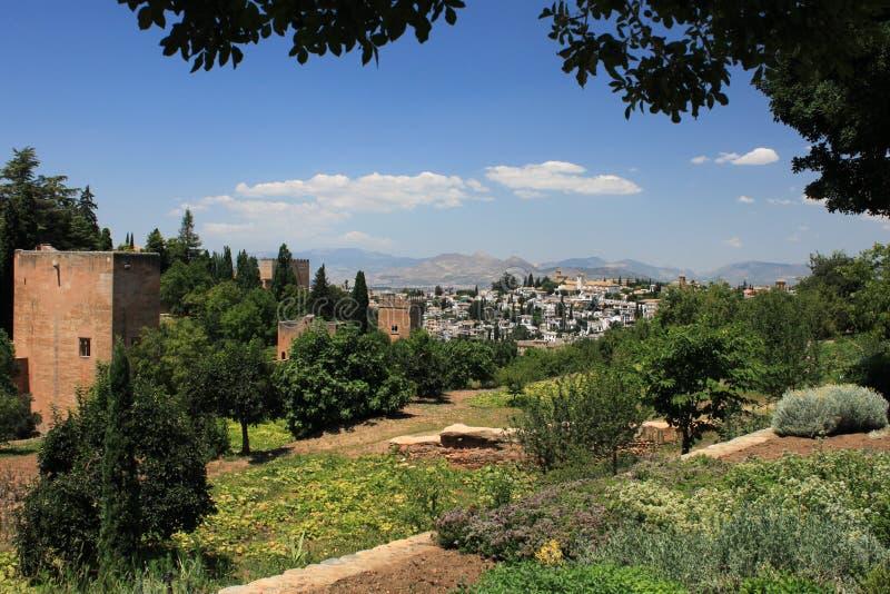 Granada zdjęcie stock