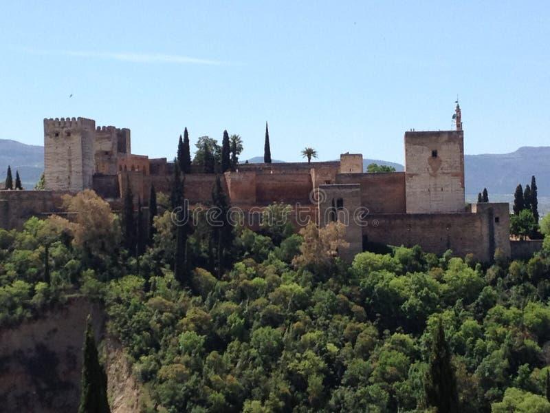 Granada Albaicin 0001 royalty free stock photography