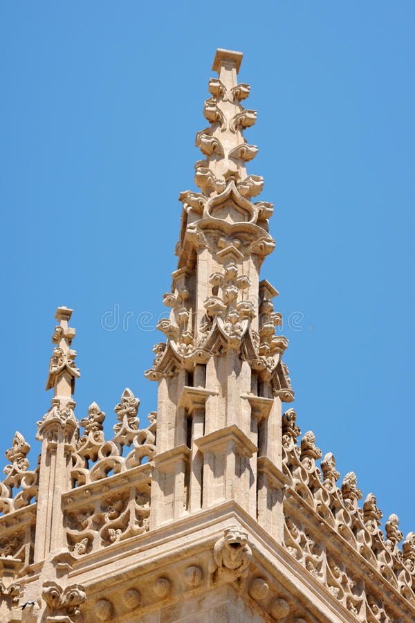 Download Granada Cathedral stock photo. Image of gothic, statue - 23700410