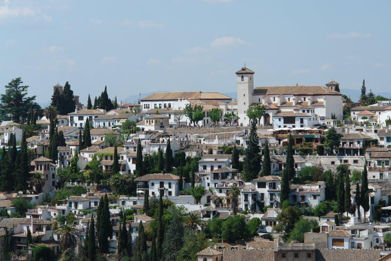 Granada, España fotografía de archivo