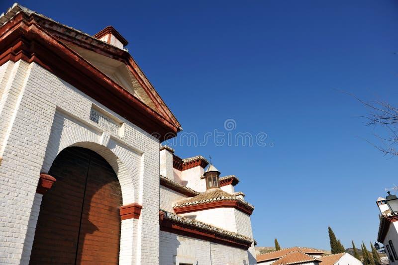 Download Granada Kościelny Nicol S San Spain Obraz Stock - Obraz złożonej z budynki, chrześcijaństwo: 65226387