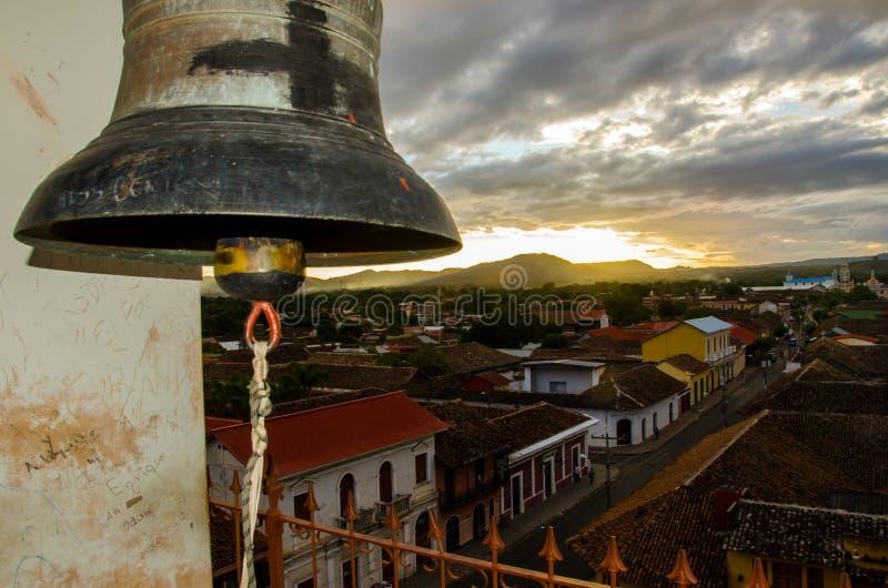 Granada - Nicaragua stock afbeeldingen