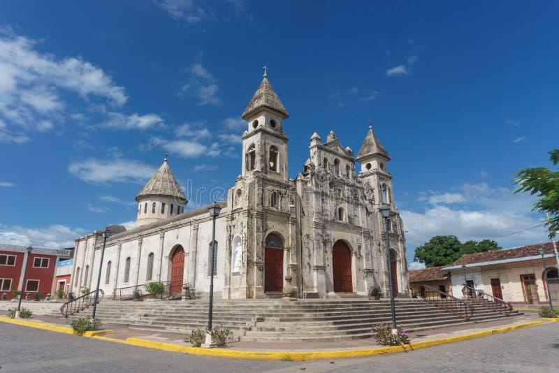 "Granada, Nikaragua †""Grudzień 21, 2016 obrazy stock"