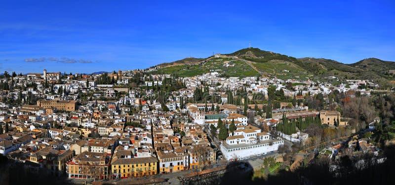 Granada stock image