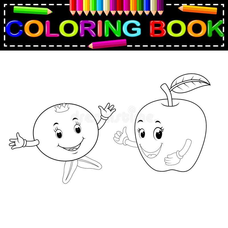 Perfecto Libro De Colorear De Manzana Bandera - Dibujos Para ...