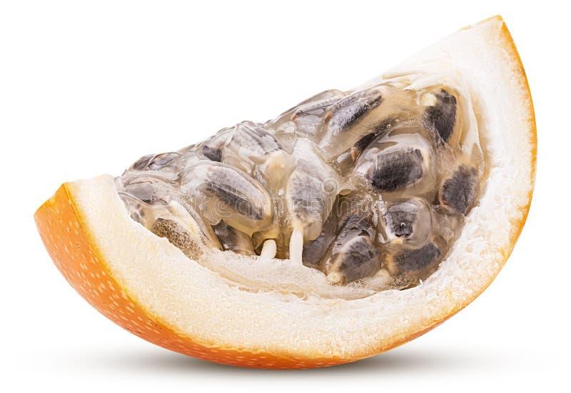 Granadilla φέτα φρούτων στοκ φωτογραφία με δικαίωμα ελεύθερης χρήσης