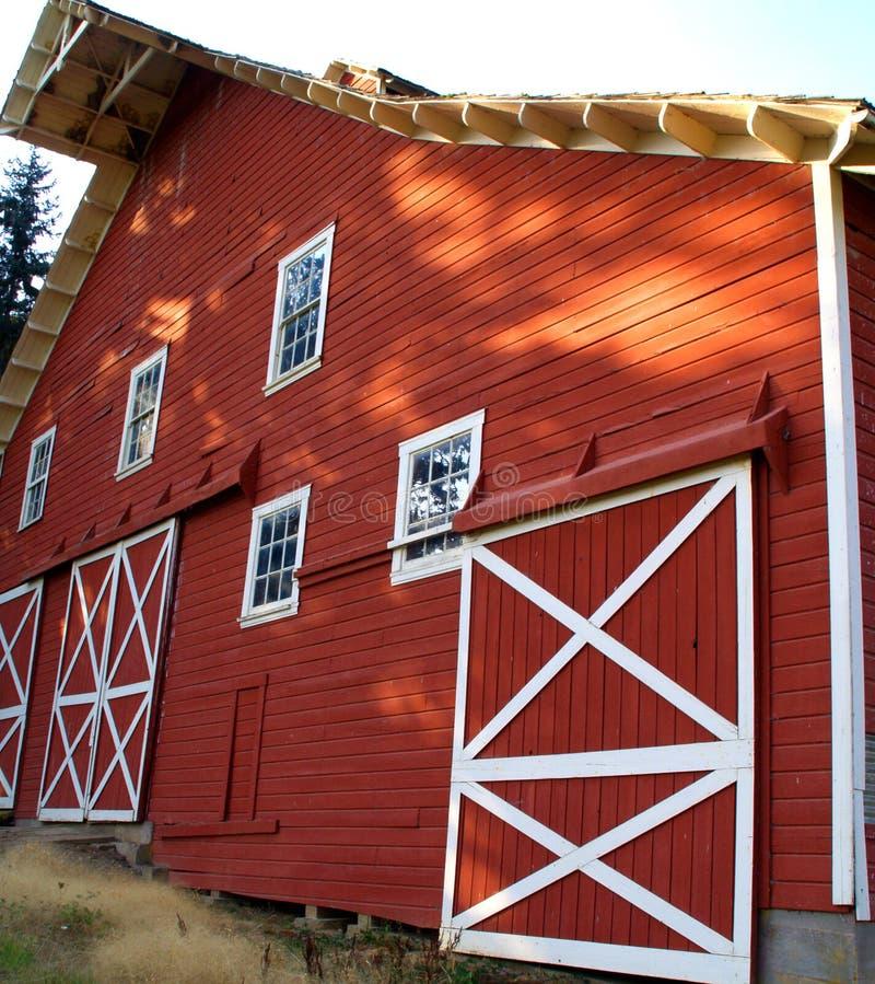 Granaio rurale 2 fotografia stock