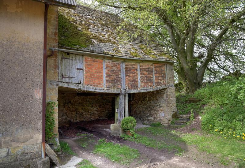 Download Granary, Gloucestershire stock image. Image of english - 40425995