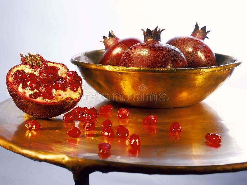 Granatäpfel stockfoto