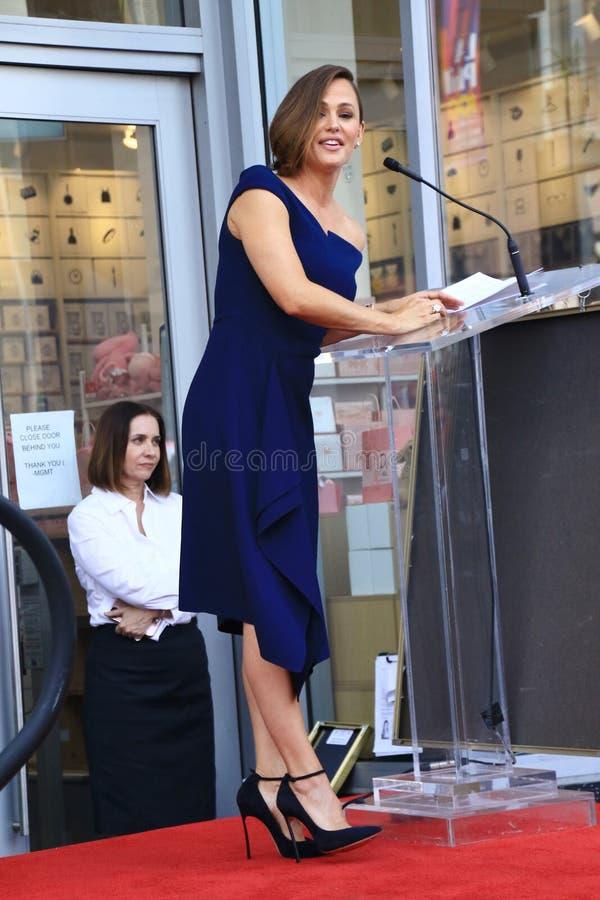 granat Jennifer zdjęcia stock