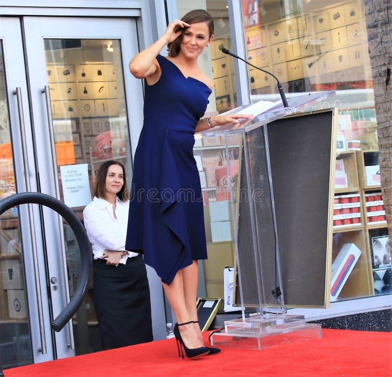 granat Jennifer fotografia stock