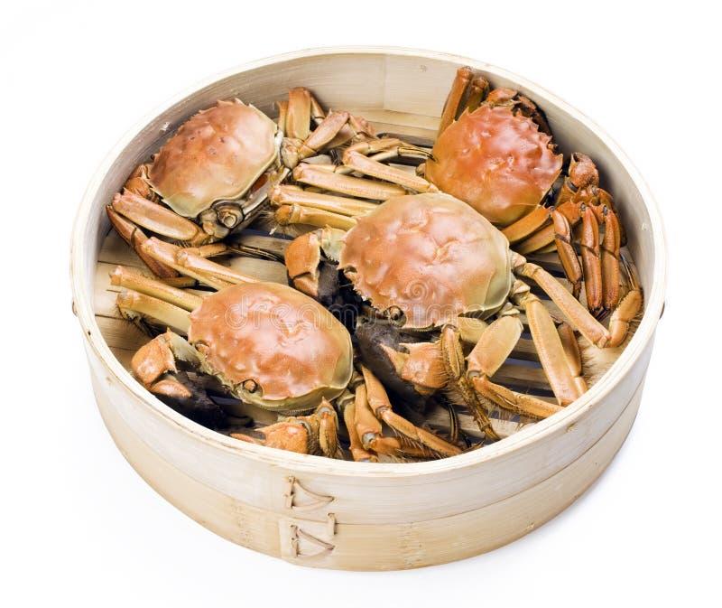 Granchio cinese del lago fotografie stock