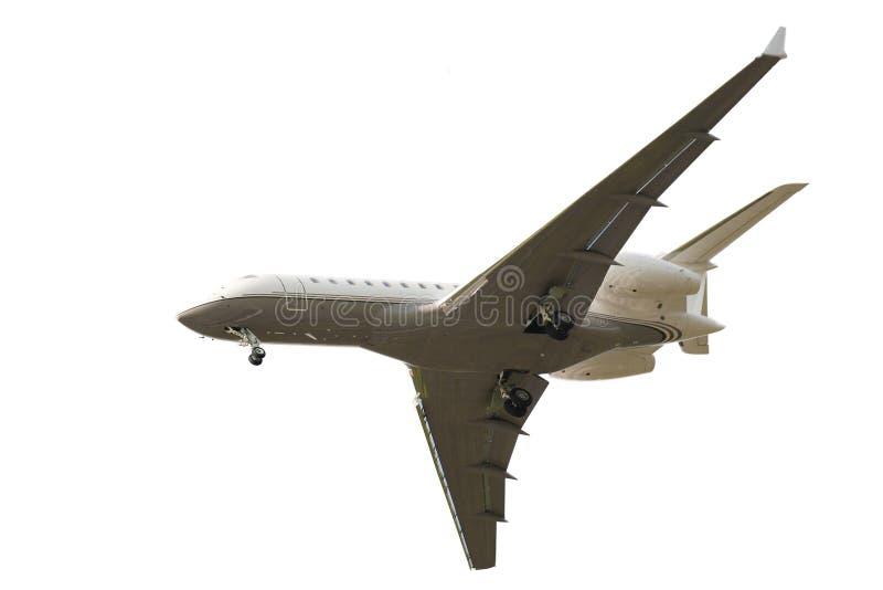 Grand avion de ligne photos libres de droits