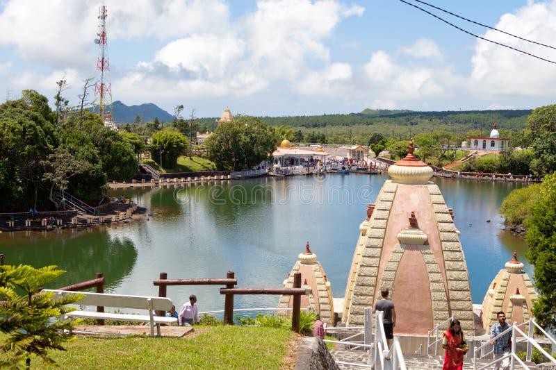 Download Grand Bassin Lake In Mauritius Island Editorial Image - Image: 39635700