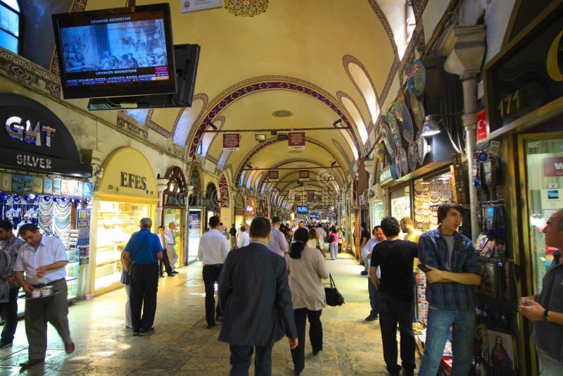 Download Grand Bazaar editorial stock photo. Image of constantinople - 21484778