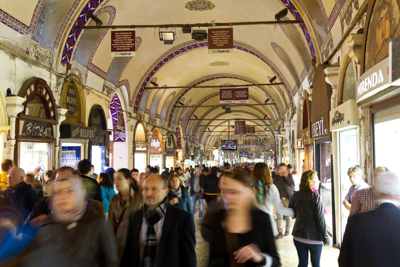 Download Grand Bazaar, Istanbul Editorial Photo - Image: 24456756