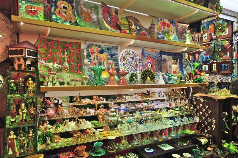 Download Grand Bazaar Istanbul stock photo. Image of arabic, decorative - 25899240