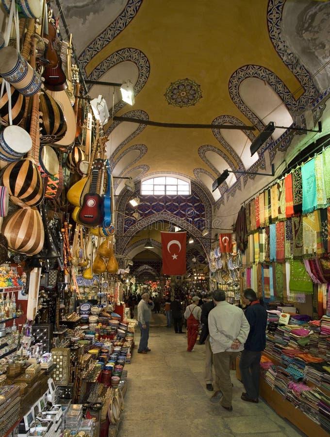 Grand Bazaar - Istanbul - Turkey royalty free stock photos