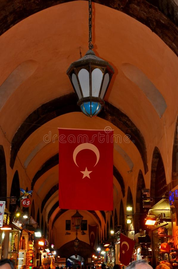 Download Grand Bazaar, Istanbul, Turkey Editorial Photo - Image of pottery, bargain: 39512956