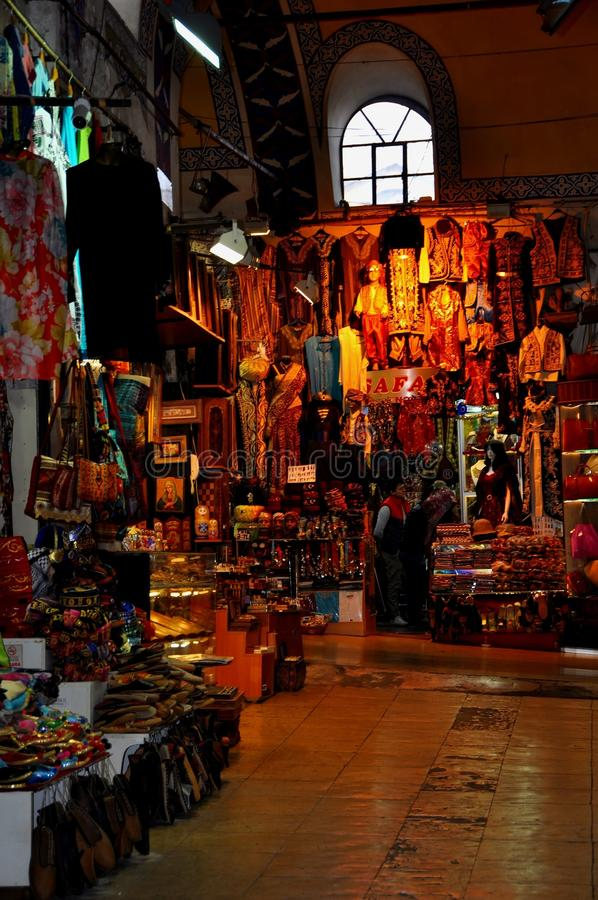 Download Grand Bazaar, Istanbul, Turkey Editorial Stock Image - Image of kapali, beautiful: 39513134