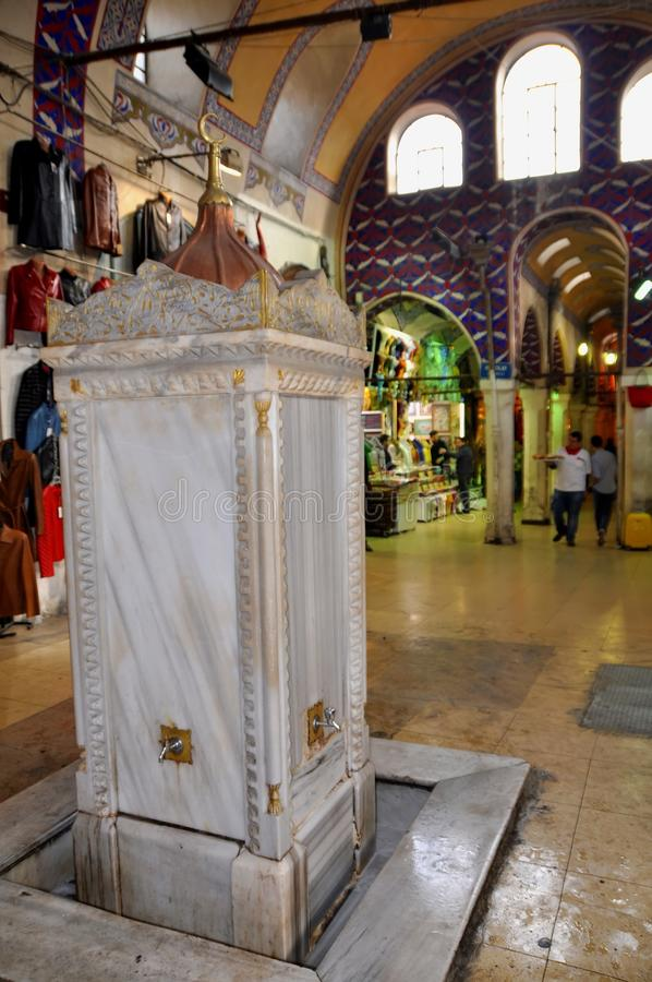 Download Grand Bazaar, Istanbul, Turkey Editorial Stock Image - Image of bargain, artisan: 39513354