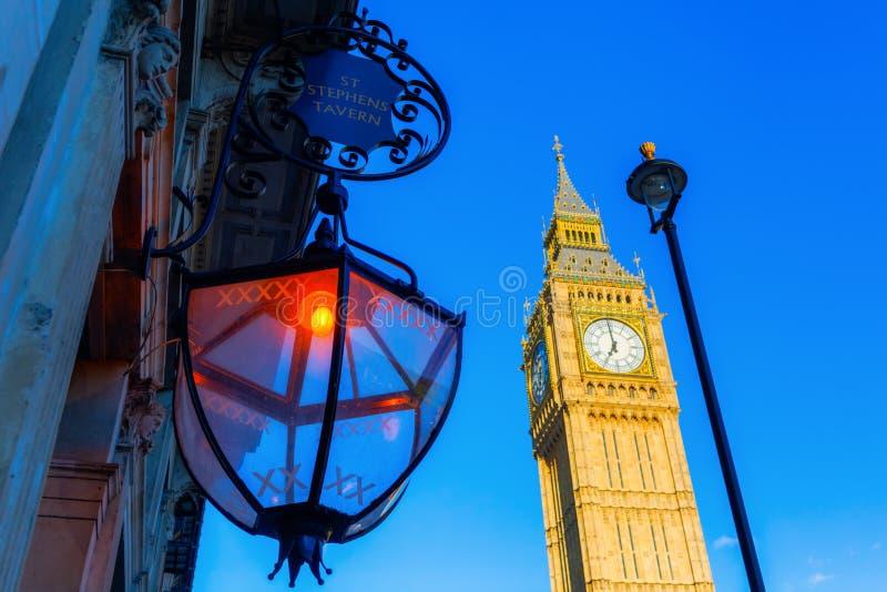 Grand Ben à Londres, R-U photos libres de droits