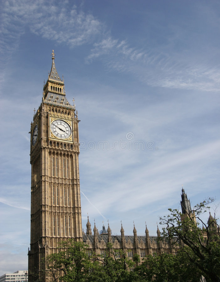 Grand Ben, photo libre de droits
