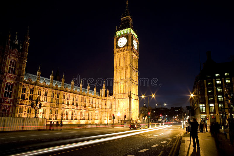 Grand Ben, Londres photographie stock