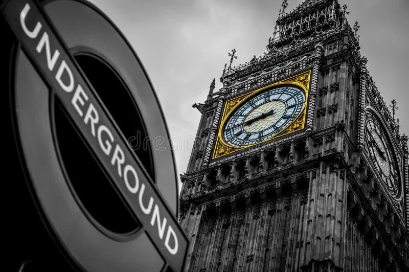 Grand ben Londres photographie stock libre de droits