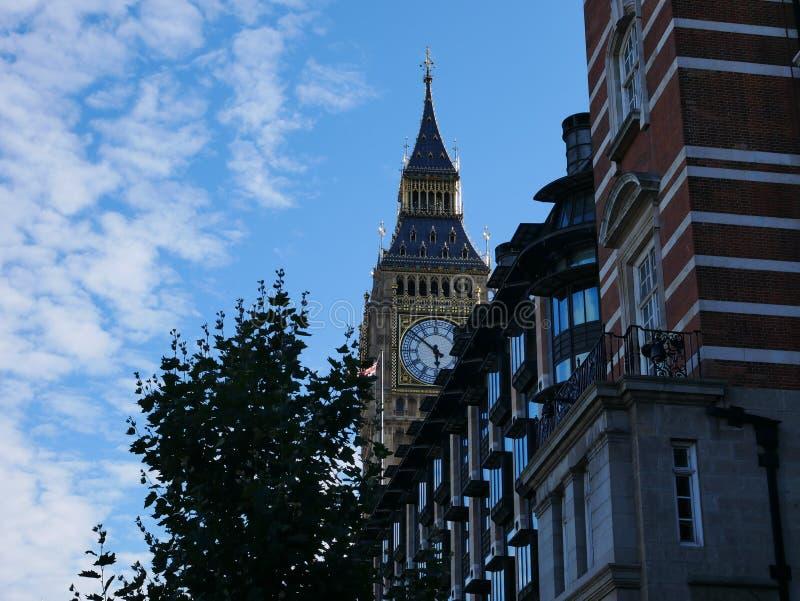 Grand Ben, Londres photo libre de droits